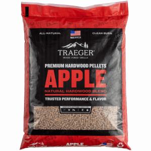 Traeger GrillsTraeger Apple BBQ Wood Pellets