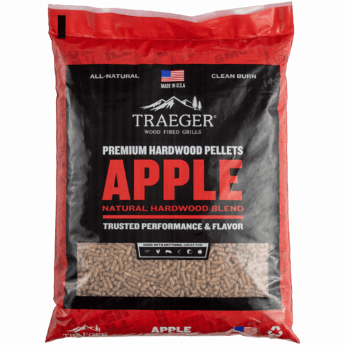 Gallery - Traeger Apple BBQ Wood Pellets