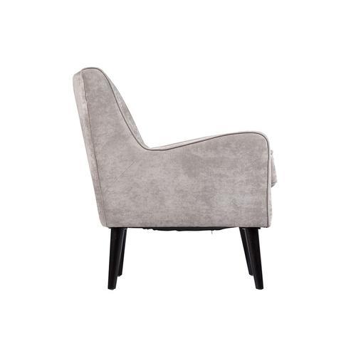 Porter International Designs - Kristina Cement Gray Accent Chair, AC192