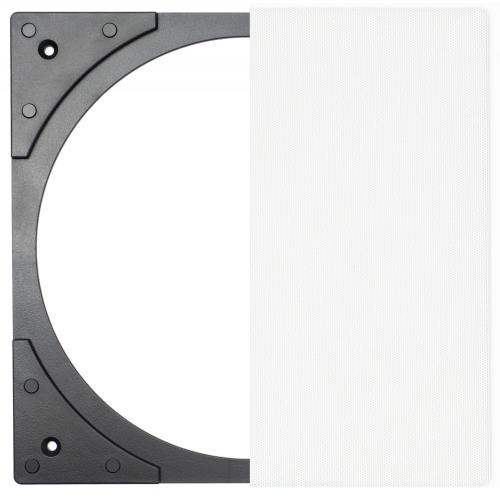 """ICG-6S 6.5"""" Square Grille"""
