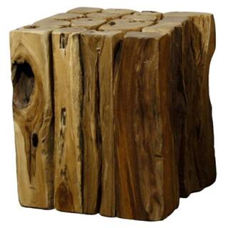 Woody Branches Side/ End Table, Natural