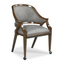 See Details - Belmont Chair with Casters