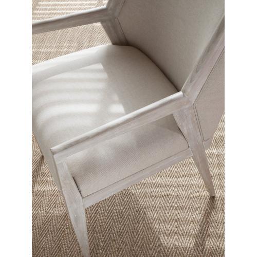Bianco Haiku Arm Chair