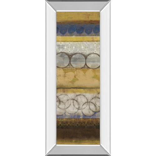 """""""Mellow Il"""" By Allison Pearce Mirror Framed Print Wall Art"""