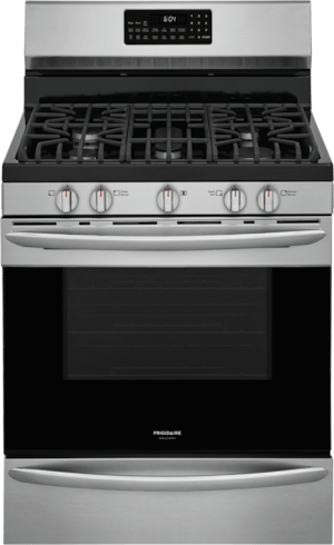 Gallery 30'' Freestanding Gas Range with Air Fry