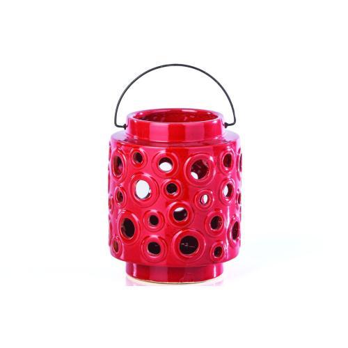 Acquario Lantern - Imperial Red (4 per carton)