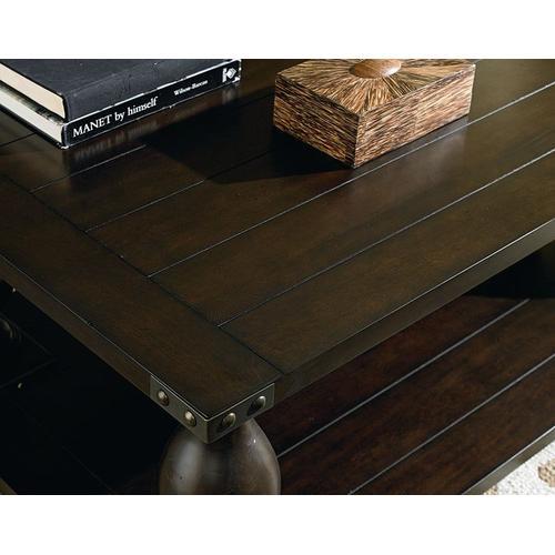 Pierwood Coffee Table, Brown