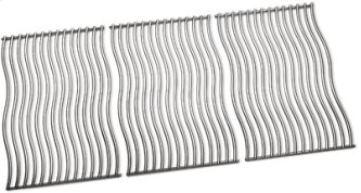 Three Stainless Steel Cooking Grids for Rogue SE 625
