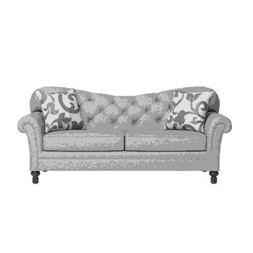 Hughes Furniture - 8775 Sofa