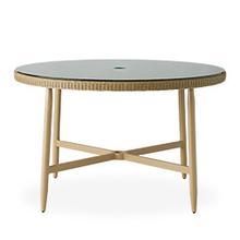 """Fairview 48"""" Round Umbrella Dining Table"""