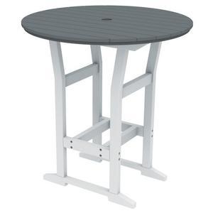 """Café Round 40"""" Bar Table (329)"""