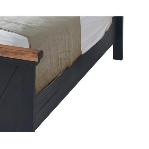 Gallery - Bear Creek Brown 4-Piece Queen Set (Q Bed/NS/Dresser/Mir)