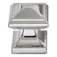View Product - Wadsworth Knob 1 1/4 Inch - Polished Chrome