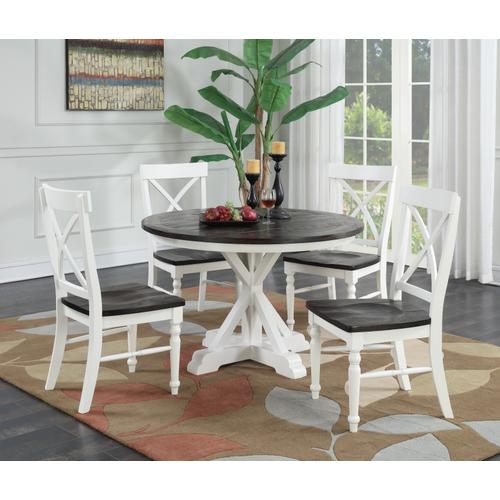 Emerald Home Furnishings - Round Dining Table