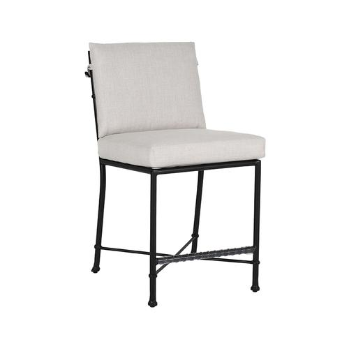 Castelle - Preserve Cushioned Armless Counter Stool