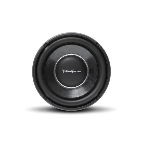 "Rockford Fosgate - Power 12"" T1 Slim Single 1-Ohm Subwoofer"