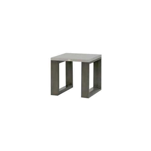 Element 5.0 Side Table w/Aluminum Top