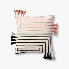 P0941 Natural / Multi Pillow