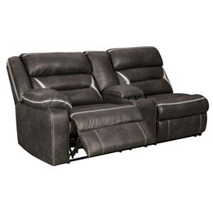 Signature Design By Ashley - Kincord Left-arm Facing Power Reclining Sofa With Console