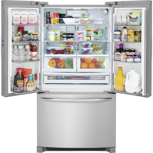 Frigidaire Gallery - Frigidaire Gallery 27.6 Cu. Ft. French Door Refrigerator