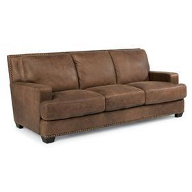 Fremont Leather Sofa