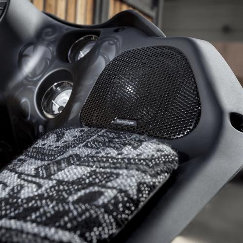 """Rockford Fosgate - Power Harley-Davidson® Road Glide® 6.5"""" Full Range Fairing Speakers (1998-2013)"""