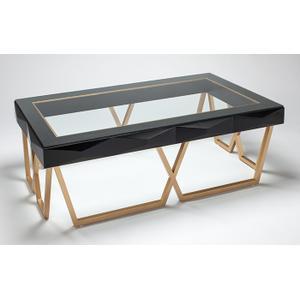 "Artmax - Coffee Table 58x30x18"""