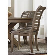 See Details - Slat Back Side Chair (RTA)