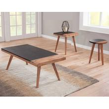 Caspian 3-Piece Occasional Set (Cocktail Table & 2 End Tables)
