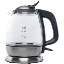 See Details - 1-Liter Cordless Glass Electric Kettle