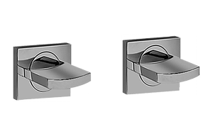 Sade/Targa/Luna Lavatory Handle Set - Wall-Mounted Product Image