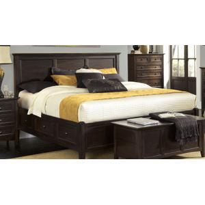 A America - E. King Storage Bed