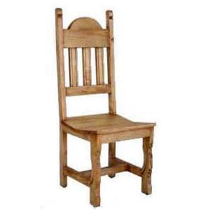 Plain Wood Seat Chair
