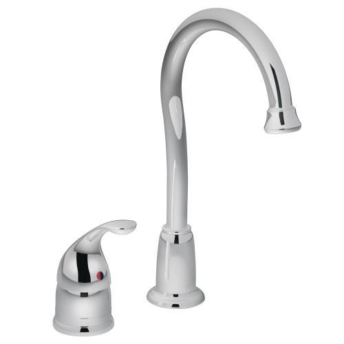 Moen - Camerist Chrome one-handle high arc bar faucet