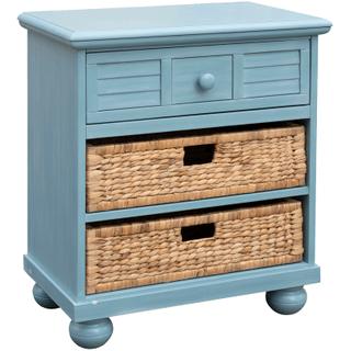 See Details - Beachfront Basket Nightstand