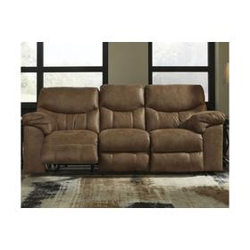 Boxberg Reclining Sofa Bark