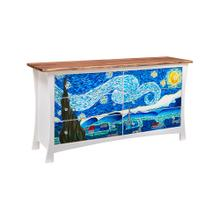 View Product - Starry Night 6 Drawer Dresser