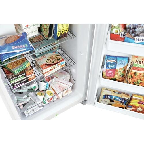 Frigidaire - Frigidaire 13 Cu. Ft Upright Freezer