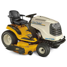 SLT1550 Cub Cadet Riding Lawn Mower