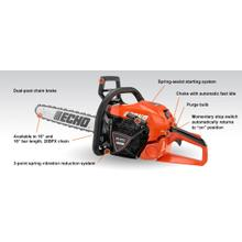 ECHO's CS-4510 Rear Handle Chainsaw ECHO-USA