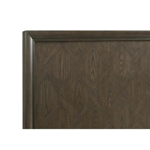 Monterey - Full/queen Panel Headboard - Mink Finish