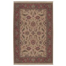 Ashara Agra Ivory Rectangle 8ft 8in x 12ft