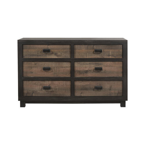 Elements - Harlington 6-Drawer Dresser