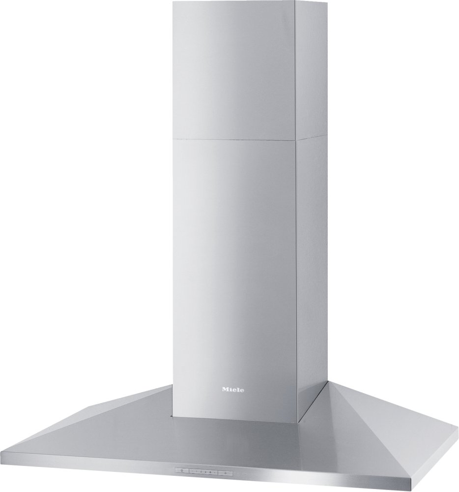 MieleDa 399-7 Classic - Wall Ventilation Hood With Energy-Efficient Led Lighting And Backlit Controls For Easy Use.