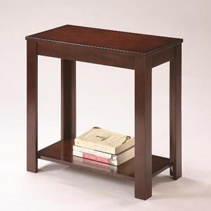 Pierce Chairside Table Black