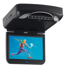 """10.1"""" Digital High Def Overhead Monitor System with DVD and HD Inputs"""