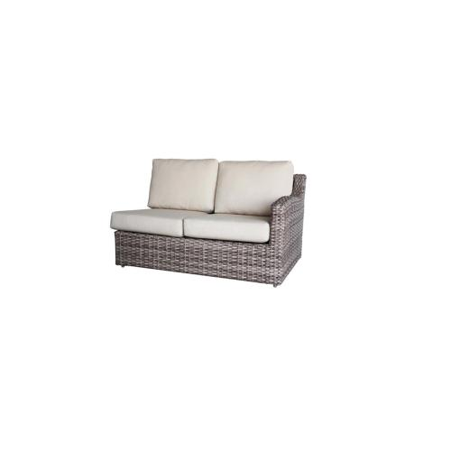 Auckland Bay Chair 2-Seater Right Arm