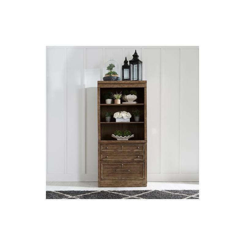See Details - 2 Piece Hutch & Cabinet Set