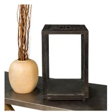 Medium Candlestand, Weathered Black