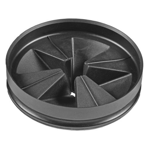Antimicrobial Quiet Collar Sink Baffle (Evolution Series)